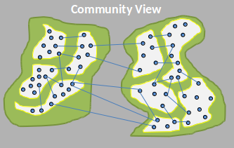 Community view